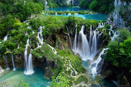 Croatia - Plitvice Waterfalls